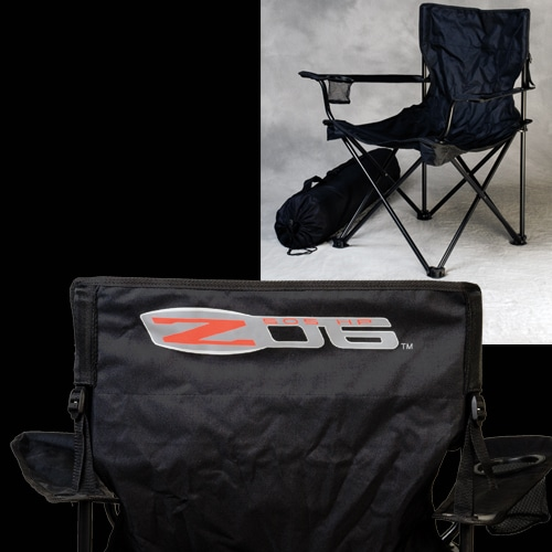 Chevrolet Corvette Z06 Travel Chair  (camping / folding / fold-up)