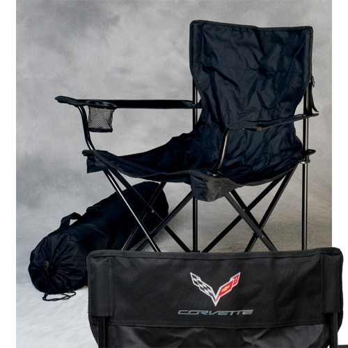 Chevrolet Corvette C7 Travel Chair  (camping / folding / fold-up)
