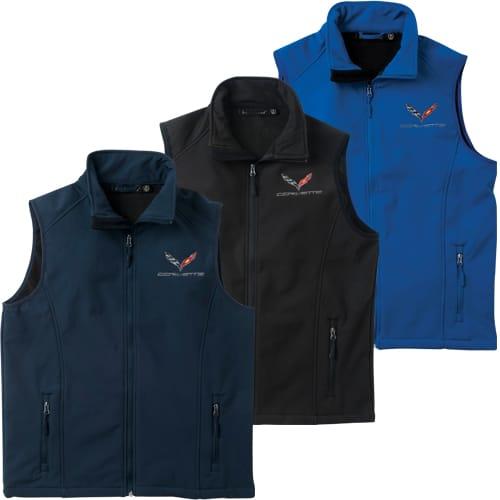 Chevrolet C7 Corvette Stingray Bonded Workwear Vest