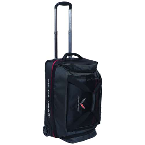 Chevrolet C7 Stingray Corvette Rolling Duffel Bag (suitcase)