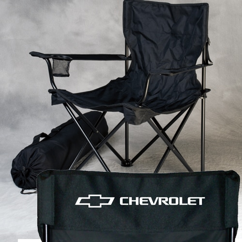 Chevrolet Bowtie Travel Chair (camping / folding / fold-up)