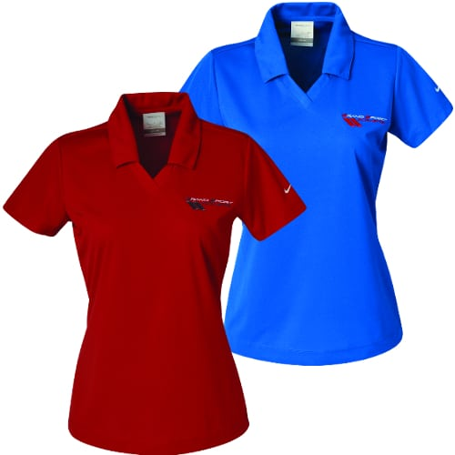 (Women's) Chevrolet Grand Sport Polo - Nike Dri-Fit