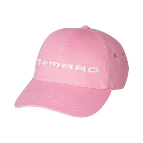 Women's Chevrolet Camaro Pink Hat/Cap