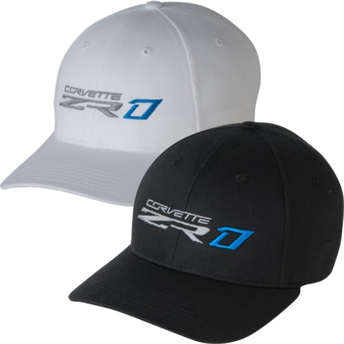 Chevrolet ZR1 Corvette Hat/Cap - Black Or White